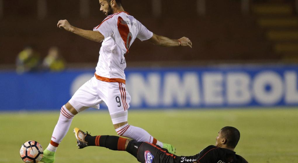 San Lorenzo se juega el pase a los octavos de la Libertadores