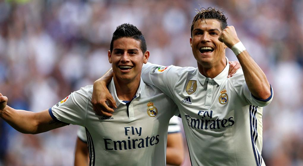 Prensa española llora su partida del Madrid — James Rodríguez