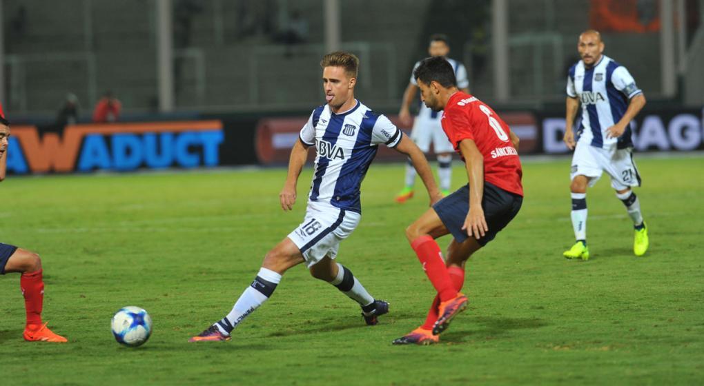 Talleres se recuperó con un triunfo ante Godoy Cruz