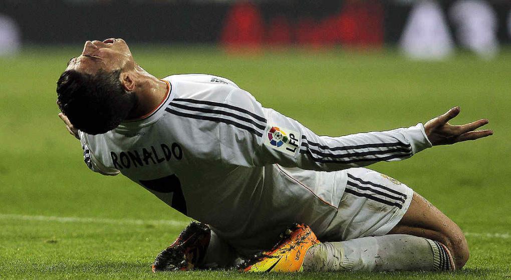 Real Madrid 4 1 Getafe Merengues Vencieron Con Goles De: Real Madrid Le Ganó A Getafe Y Cristiano Ronaldo Superó A
