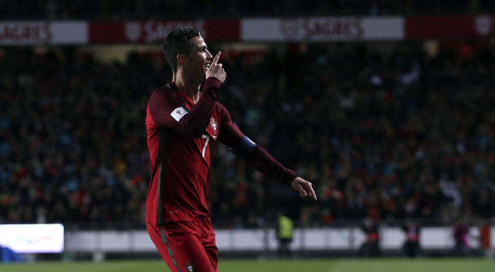 Portugal sufre en amistoso y pierde 3-2 ante Suecia