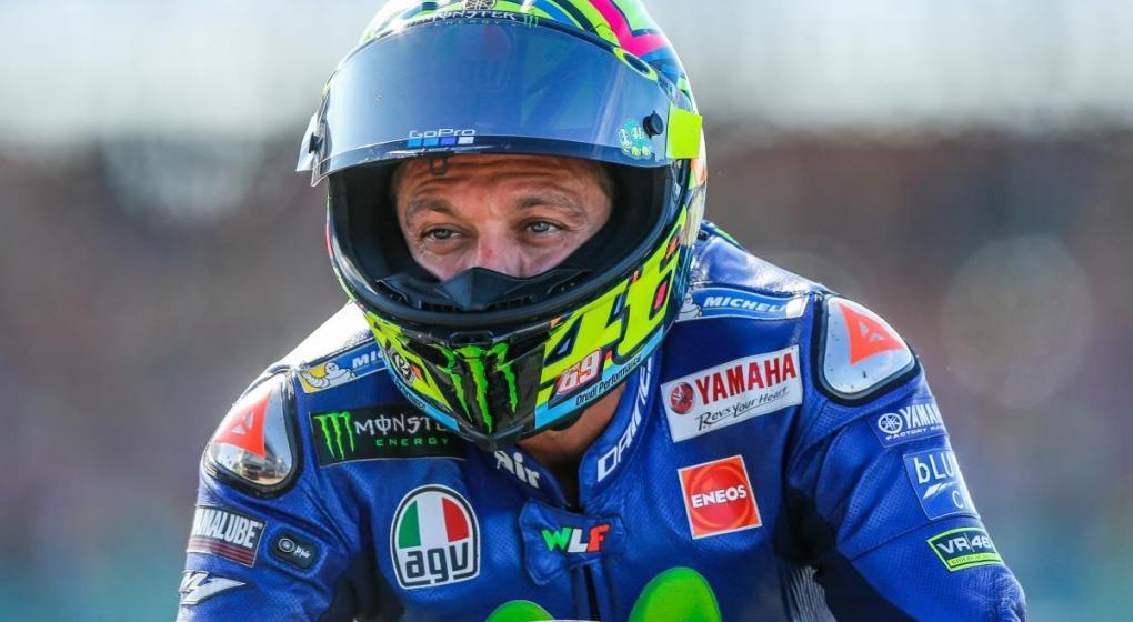 Yamaha confirmó que no reemplazarán a Rossi — MotoGP