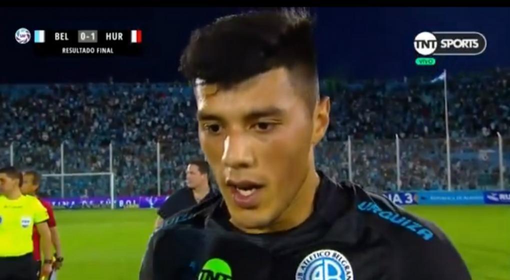 Sequeira tras la derrota de Belgrano: Merecimos un poco más