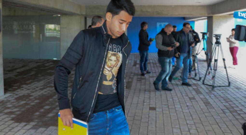 Redujeron la pena de prisión al futbolista argentino condenado en España