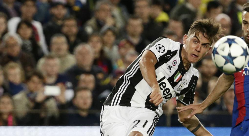 Dybala aportó su gol en el triunfo de la Juventus