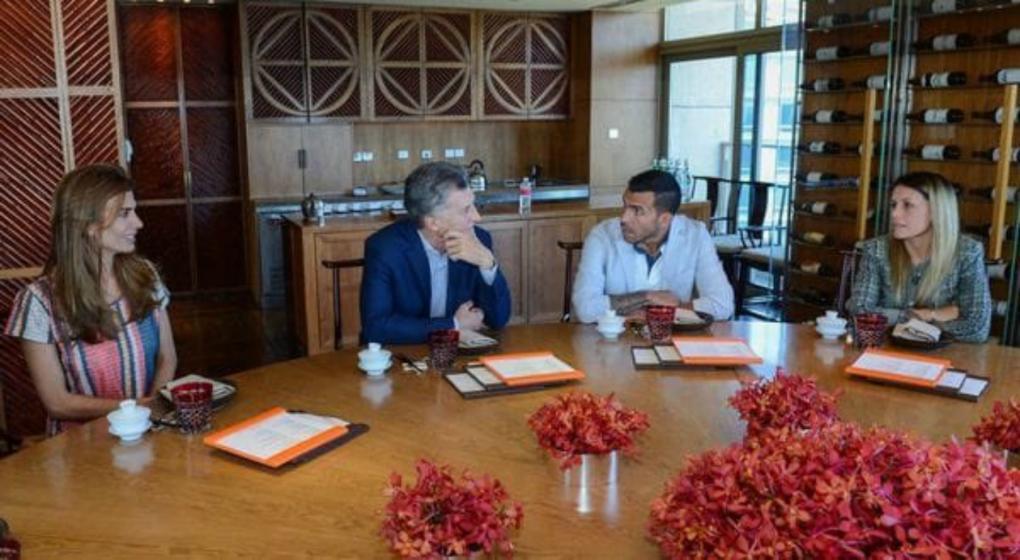 Argentina: Macri se reunió con la Liga Parlamentaria de Amistad Japón