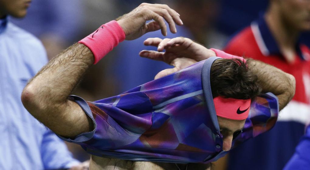 Federer, Nadal y Del Potro pasan a cuarta ronda del US Open