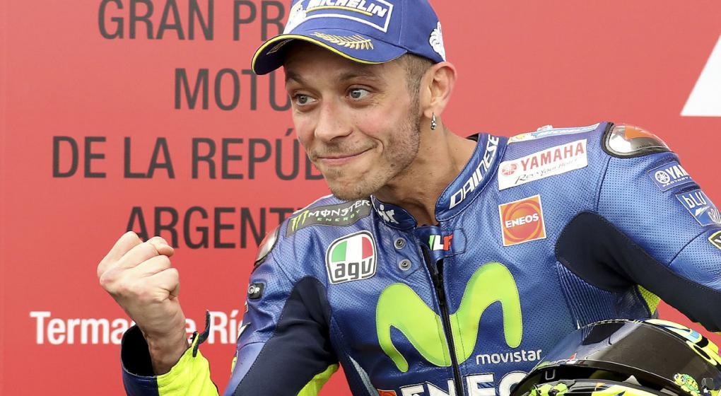 Valentino Rossi ya está en recuperación