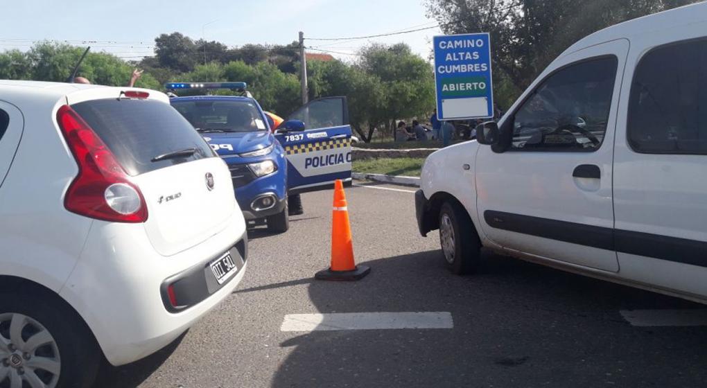 tramo policía