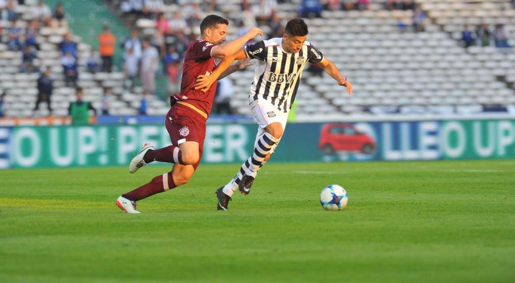 Talleres goleó a Lanús en Córdoba — Superliga