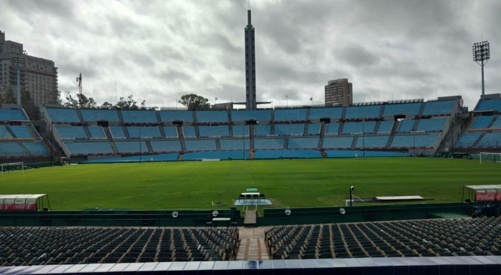 Argentina volvió a entrenar luego del empate en Montevideo