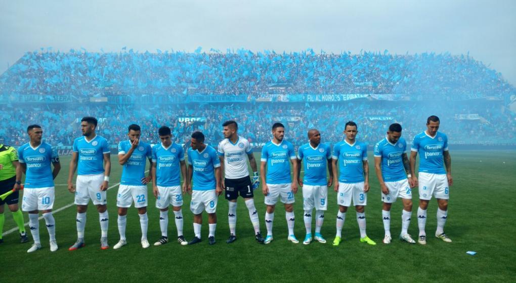 Belgrano busca hacerse fuerte en casa ante San Martín