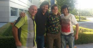 Rugby: Federico Bocelli y otra muestra de su gran recuperación