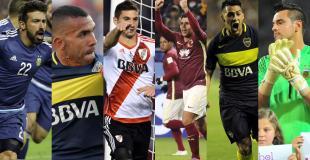 Los 100 futbolistas argentinos más caros del mundo