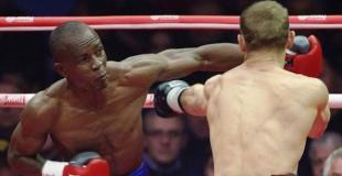 El campeón invicto con 22 KO que sólo duró 40 segundos: mirá cómo lo noquearon