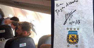 Por qué la selección argentina viajó con Lamia a Brasil