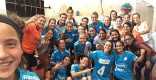 El impresionante récord invicto de las chicas de Belgrano: 100 partidos