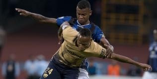 Independiente del Valle eliminó a Pumas y va a las semis (Foto: AP).