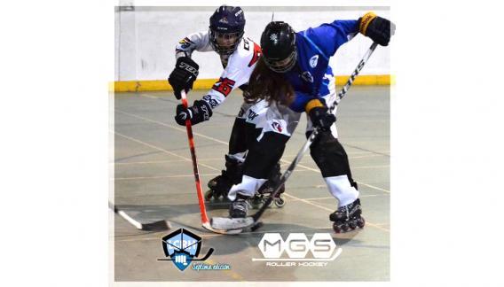 La última fecha del Campeonato de Roller Hockey, se llevará a cabo en las instalaciones del Colegio Institución Escuti. (CBAX)