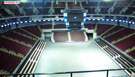 El imponente estadio en Kuala Lumpur que albergará el duelo entre Pacquiao y Matthysse.