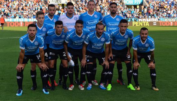 Belgrano empató en la última jugada con un insólito gol