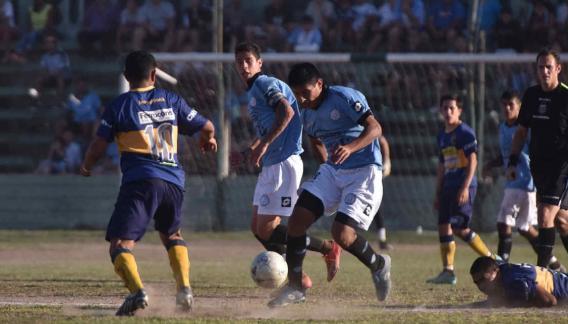 Brown le ganó a Belgrano y es campeón de la Liga Cordobesa (Foto: Facundo Luque).