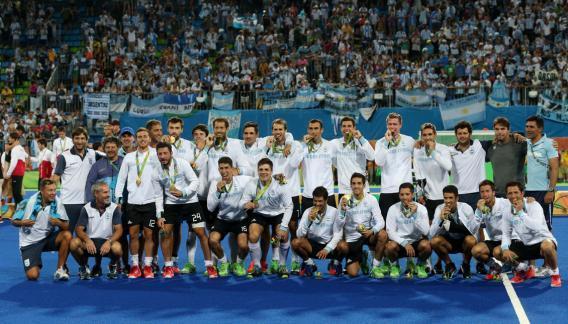 Oro olímpico para Los Leones de Retegui.