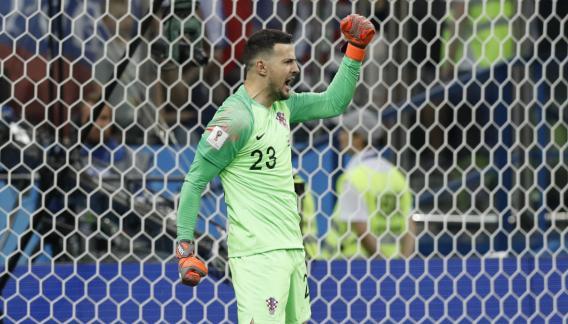 Croacia venció a Dinamarca en los penales y está en cuartos