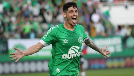Agustín Doffo.