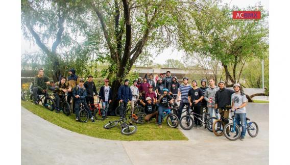 Es el primer circuito del Parque de los Deportes que funciona para el uso mixto de deportes como BMX Freestyle y Skate. (CBAX)
