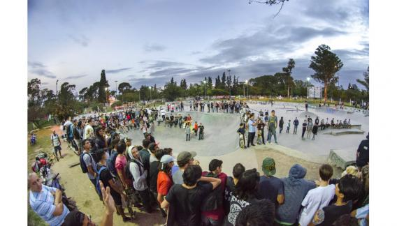 Con el apoyo de la Agencia Córdoba Joven y el impulso de la Agencia Córdoba Deportes se forman profesionales competitivos que nos representan en el exterior. (Fotografías Gonzalo Núñez / CBAX)