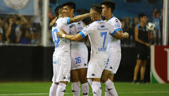 Foto: @Belgrano.