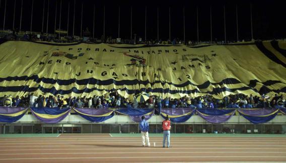 El Estadio Nacional de Tokio fue demolido y allí se construirá un nuevo escenario.