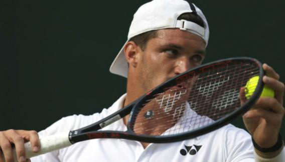 El cordobés Gustavo Fernández es finalista — Wimbledon