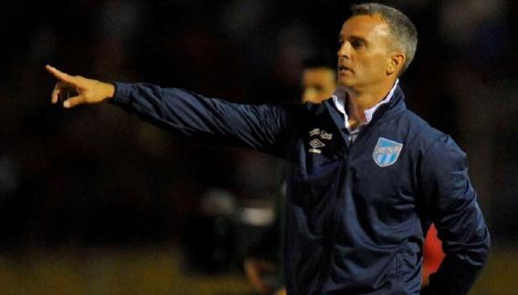 Belgrano anunció a Lavallén como nuevo DT