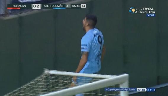 Copa Argentina: Atlético Tucumán venció a Huracán y está en octavos