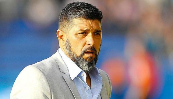 Leo Ramos, el DT de Peñarol que pide a Olaza para la Selección de Uruguay.