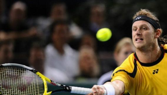 David Nalbandian, último argentino en consagrarse en el ATP Buenos Aires.