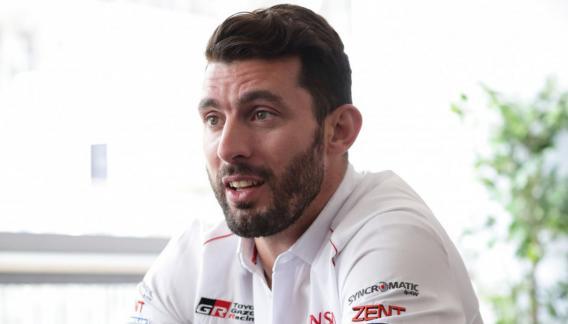 Tras cumplir su sueño de correr en Le Mans, José María López, disputará desde el próximo sábado su segunda participación en una de las pruebas más famosas del mundo. (Foto Toyota Gazoo Racing)