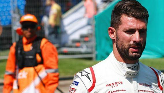 López quiere cumplir una buena faena con el equipo Dragon de Fórmula E.