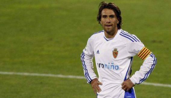 El partido investigado es de 2011 cuando Ponzio actuaba en el Zaragoza.
