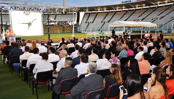 """La Agencia Córdoba Deportes, como en la edición 2016 homenajeará a los deportistas en la fiesta de los """"Premios Cóndor Córdoba Deportes"""". (CBAX)"""