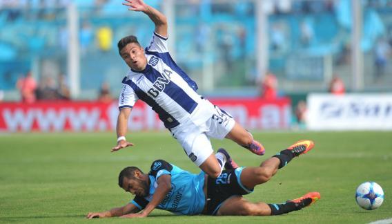 Superliga: Belgrano se lo empató en el final a Defensa y Justicia