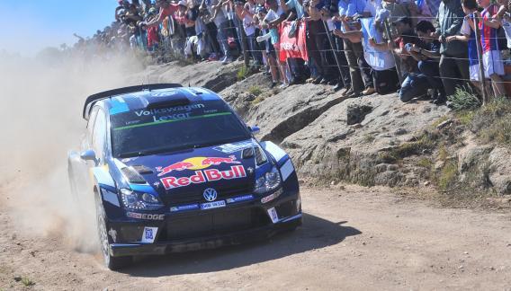 Paddon ganó el Rally de Argentina sobre Ogier (Foto: La Voz).