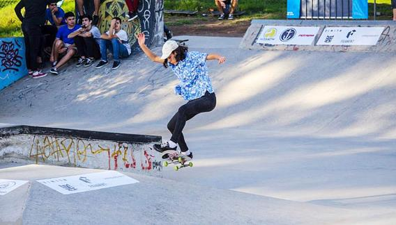 La práctica del skateboarding está ahora supervisada por la Asociación Civil Skater Unidos de Córdoba. (CBA X)