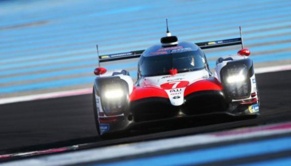 López competirá nuevamente con Toyota en el WEC.