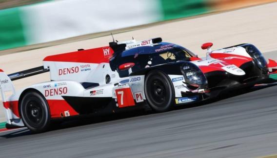 Toyota va por todo este año en el WEC. Sobre todo, ganas las 24 Horas de Le Mans.