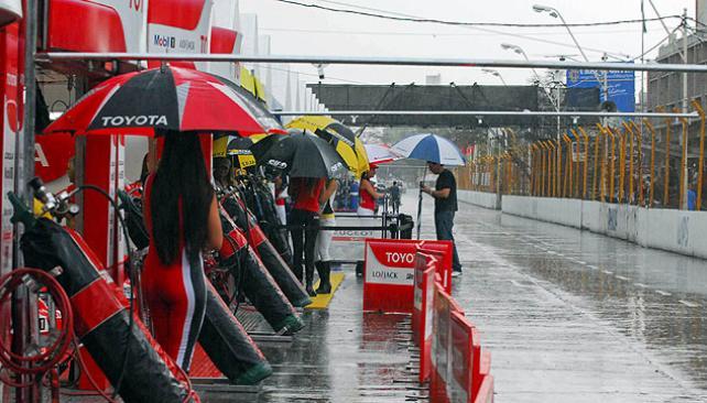 Circuito Callejero Santa Fe 2018 : Tras la lluvia muñoz marchesi fue el más rápido en tc
