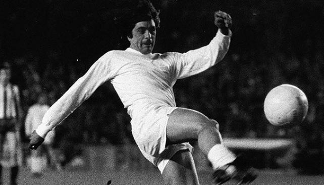 Carlos Guerini, tres veces campeón de la liga española con el Real Madrid.