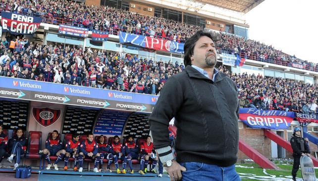 San Lorenzo le ganó a San Martín de San Juan y jugará la promoción con Instituto. (Foto: FotoBaires)